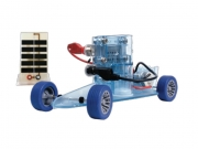 DR FUELCELL ® MODEL CAR – Model car with reversible fuel cell